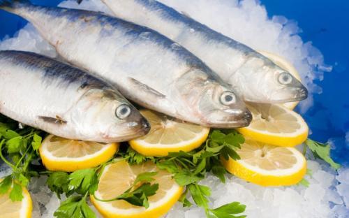 Замразена риба Карагьоз