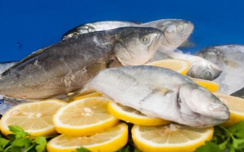 Замразена риба Черноморски Чернокоп