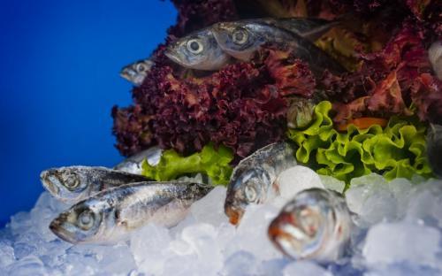 Замразена риба Сафрид черноморски дребен