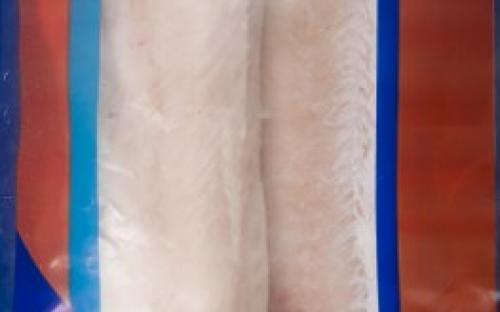 Замразена риба Хек филе без глазура