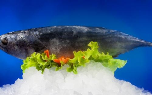 Замразена риба Паламуд цял черноморски