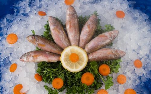 Замразена риба Барбун черноморски