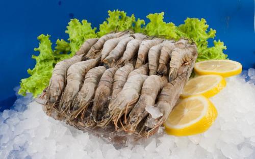 Замразена риба Скариди Бляк Тайгър