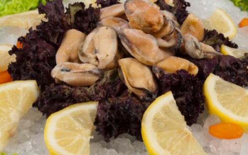Замразена риба Миди едри насипни