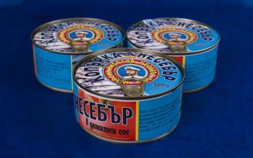Маринована риба Шаран в доматен сос